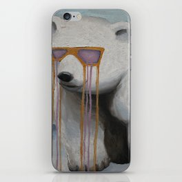 Coked Out Bear, not the soft drink iPhone Skin