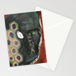 Heads Stationery Cards