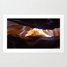 Antelope Canyon, Arizona Art Print