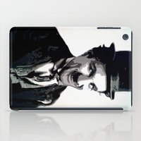 charlie iPad Cases featuring Charlie by AUSKMe2Paint