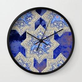 Oleum philosophorum Wall Clock