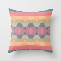 Navajo 3 Throw Pillow