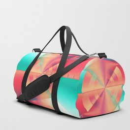 Fold The Future Duffle Bag