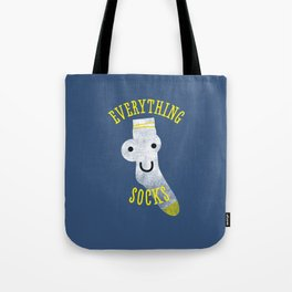 Everythings Socks Tote Bag