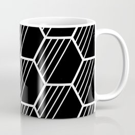 LYLA ((white on black)) Coffee Mug