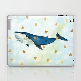 Friendly Blue Giant Laptop & iPad Skin