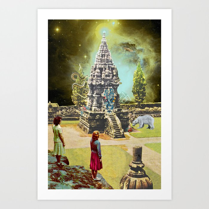 Path to Ascension Art Print
