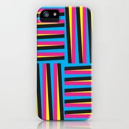CMYK iPhone Case