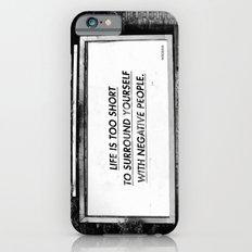 BILLBOARD FANTASIES #5 iPhone 6s Slim Case