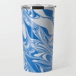 Bleed Tarheel Blue Travel Mug