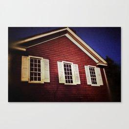 Farm Style Canvas Print