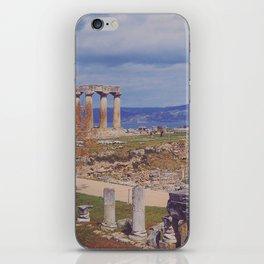 Corinthian Skies iPhone Skin