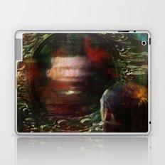 The haunted mirror Laptop & iPad Skin