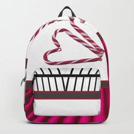 Modern Christmas pattern Backpack