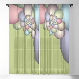window curtain - less is more -4- Sheer Curtain