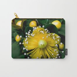 Happy Hypericum Carry-All Pouch