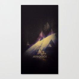 Astroknot Canvas Print