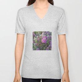 Ultra violet Unisex V-Neck