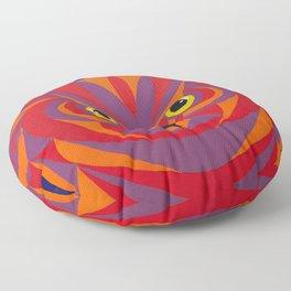 Búho Art Floor Pillow
