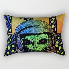 311 astronout three eleven 2021 Rectangular Pillow