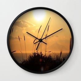 Evening Breeze Wall Clock