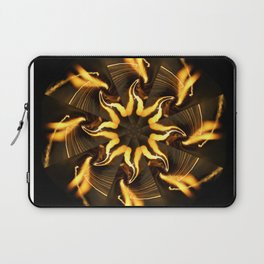 Star Burst Laptop Sleeve