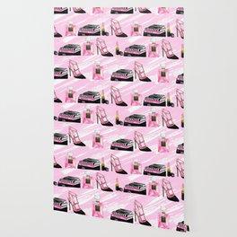 Perfume & Shoes Wallpaper