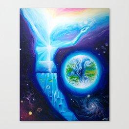 Spirit of Atlantis Canvas Print