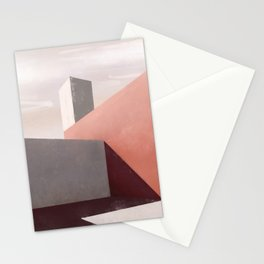 Dwelling of an Artist   Comforting Stationery Cards