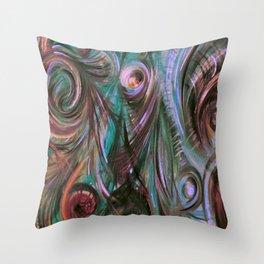 Beautiful Designs Throw Pillow