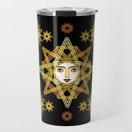 Stars collection by ©2018 Balbusso Twins Travel Mug