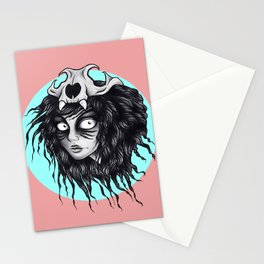 She's A Wild One Stationery Cards