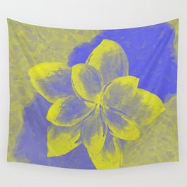 Violet's Love Wall Tapestry