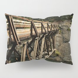 To Cross Again Pillow Sham