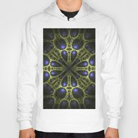 egyptian Hoodies featuring Egyptian Gold by Brian Raggatt