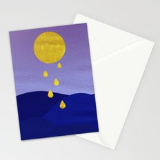 Golden Blood Stationery Cards