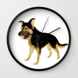 Raja Wall Clock