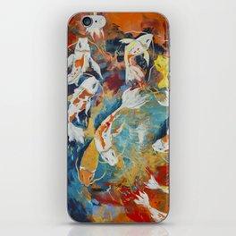 Vibration iPhone Skin
