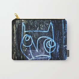 Graffiti Cat Carry-All Pouch