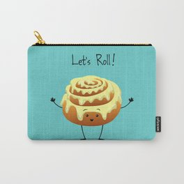 Let's Roll! Carry-All Pouch