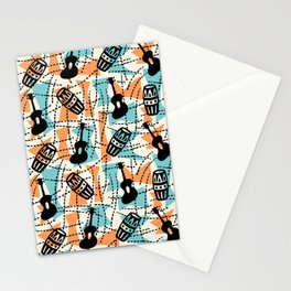 Guitar Mambo 46 Stationery Cards