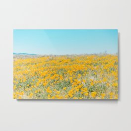 Superbloom Metal Print