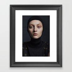A Structured Perspective I Framed Art Print
