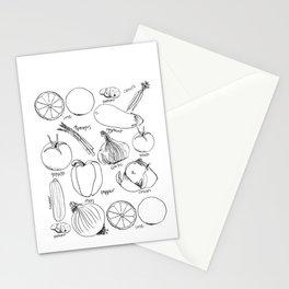 Produce Stationery Cards