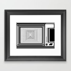Culpable Framed Art Print