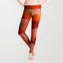 Pumpkin Candy Leggings