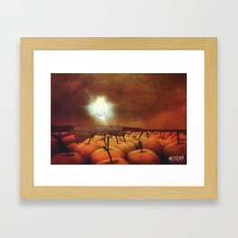 The MeSSiah Framed Art Print