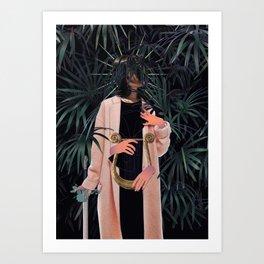 Cecilia (LE, 3 of 10 prints left) Art Print