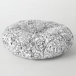 Oh Shar Pei Floor Pillow