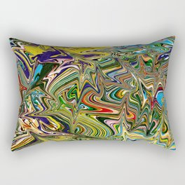 Liquid Rectangular Pillow